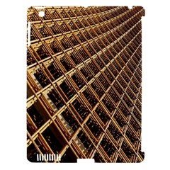 Construction Site Rusty Frames Making A Construction Site Abstract Apple Ipad 3/4 Hardshell Case (compatible With Smart Cover)