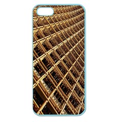 Construction Site Rusty Frames Making A Construction Site Abstract Apple Seamless Iphone 5 Case (color)