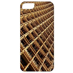 Construction Site Rusty Frames Making A Construction Site Abstract Apple iPhone 5 Classic Hardshell Case