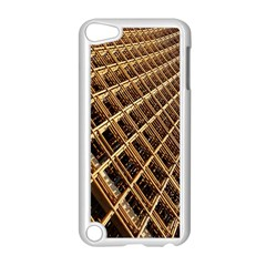 Construction Site Rusty Frames Making A Construction Site Abstract Apple Ipod Touch 5 Case (white)