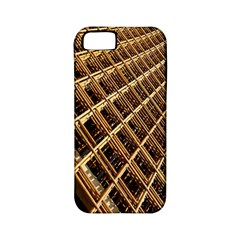 Construction Site Rusty Frames Making A Construction Site Abstract Apple iPhone 5 Classic Hardshell Case (PC+Silicone)