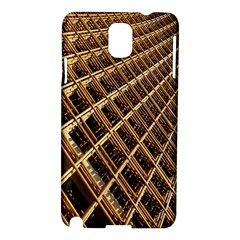 Construction Site Rusty Frames Making A Construction Site Abstract Samsung Galaxy Note 3 N9005 Hardshell Case