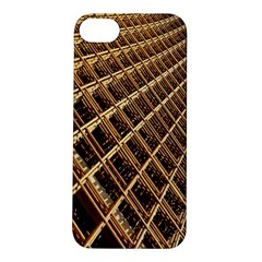 Construction Site Rusty Frames Making A Construction Site Abstract Apple Iphone 5s/ Se Hardshell Case
