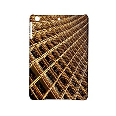 Construction Site Rusty Frames Making A Construction Site Abstract iPad Mini 2 Hardshell Cases