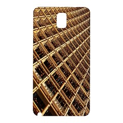 Construction Site Rusty Frames Making A Construction Site Abstract Samsung Galaxy Note 3 N9005 Hardshell Back Case