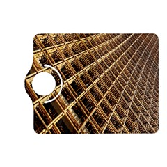 Construction Site Rusty Frames Making A Construction Site Abstract Kindle Fire Hd (2013) Flip 360 Case