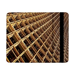 Construction Site Rusty Frames Making A Construction Site Abstract Samsung Galaxy Tab Pro 8.4  Flip Case
