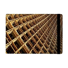 Construction Site Rusty Frames Making A Construction Site Abstract Ipad Mini 2 Flip Cases