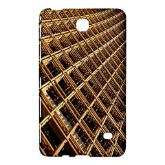 Construction Site Rusty Frames Making A Construction Site Abstract Samsung Galaxy Tab 4 (7 ) Hardshell Case