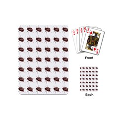 Insect Pattern Playing Cards (mini)