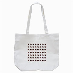Insect Pattern Tote Bag (white)
