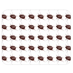 Insect Pattern Double Sided Flano Blanket (Medium)