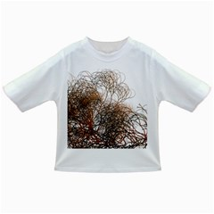 Digitally Painted Colourful Winter Branches Illustration Infant/toddler T Shirts
