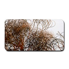 Digitally Painted Colourful Winter Branches Illustration Medium Bar Mats