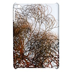 Digitally Painted Colourful Winter Branches Illustration Apple iPad Mini Hardshell Case