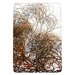 Digitally Painted Colourful Winter Branches Illustration Flap Covers (L)