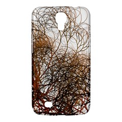 Digitally Painted Colourful Winter Branches Illustration Samsung Galaxy Mega 6.3  I9200 Hardshell Case