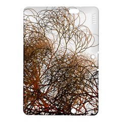 Digitally Painted Colourful Winter Branches Illustration Kindle Fire HDX 8.9  Hardshell Case