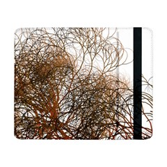 Digitally Painted Colourful Winter Branches Illustration Samsung Galaxy Tab Pro 8.4  Flip Case