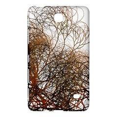 Digitally Painted Colourful Winter Branches Illustration Samsung Galaxy Tab 4 (8 ) Hardshell Case