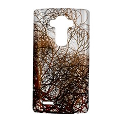 Digitally Painted Colourful Winter Branches Illustration Lg G4 Hardshell Case