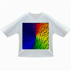 A Creative Colorful Background Infant/toddler T Shirts