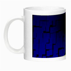 A Creative Colorful Background Night Luminous Mugs