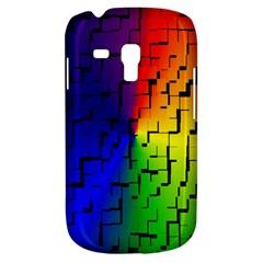 A Creative Colorful Background Galaxy S3 Mini