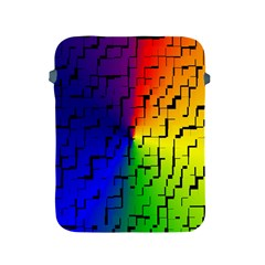 A Creative Colorful Background Apple iPad 2/3/4 Protective Soft Cases