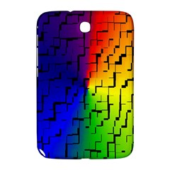 A Creative Colorful Background Samsung Galaxy Note 8.0 N5100 Hardshell Case