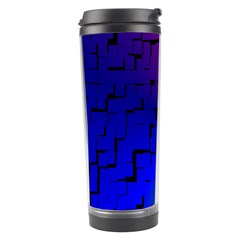 A Creative Colorful Background Travel Tumbler