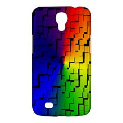 A Creative Colorful Background Samsung Galaxy Mega 6.3  I9200 Hardshell Case