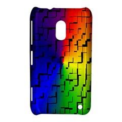 A Creative Colorful Background Nokia Lumia 620