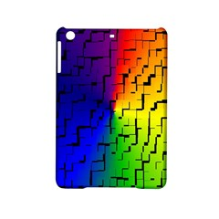 A Creative Colorful Background Ipad Mini 2 Hardshell Cases