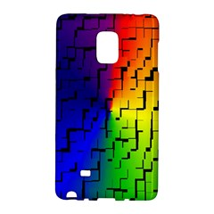 A Creative Colorful Background Galaxy Note Edge