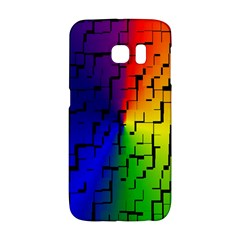 A Creative Colorful Background Galaxy S6 Edge