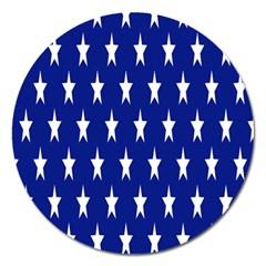 Starry Header Magnet 5  (Round)