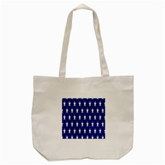 Starry Header Tote Bag (cream)