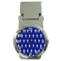Starry Header Money Clip Watches