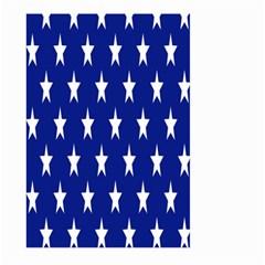 Starry Header Large Garden Flag (two Sides)