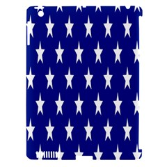 Starry Header Apple Ipad 3/4 Hardshell Case (compatible With Smart Cover)