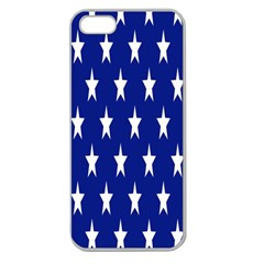 Starry Header Apple Seamless iPhone 5 Case (Clear)