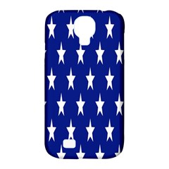 Starry Header Samsung Galaxy S4 Classic Hardshell Case (pc+silicone)