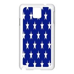 Starry Header Samsung Galaxy Note 3 N9005 Case (White)