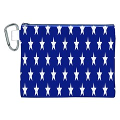 Starry Header Canvas Cosmetic Bag (XXL)
