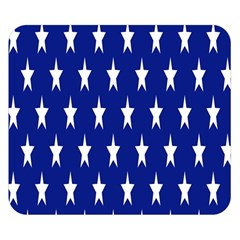 Starry Header Double Sided Flano Blanket (Small)
