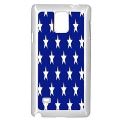 Starry Header Samsung Galaxy Note 4 Case (White)