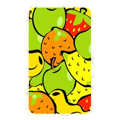 Digitally Created Funky Fruit Wallpaper Memory Card Reader
