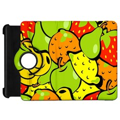 Digitally Created Funky Fruit Wallpaper Kindle Fire HD 7