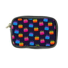 A Tilable Birthday Cake Party Background Coin Purse